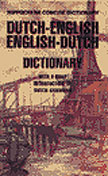 Dutch-English---English-Dutch Concise Dictionary