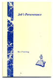 Job's Perseverence