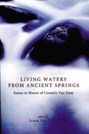 Living Waters from Ancient Springs