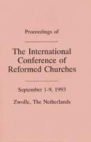 PROCEEDINGS OF THE ICRC - Zwolle 1993