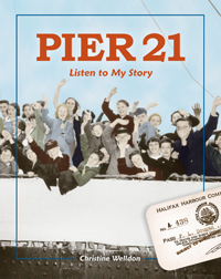 Pier 21 Listen to My Story