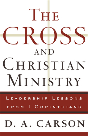 The Cross and Christian Ministry, Repackaged Edition
