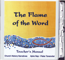 The Flame of the Word - Book 2A - Teacher's Manual