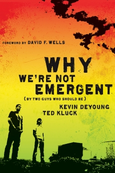 Why We Are Not Emergent